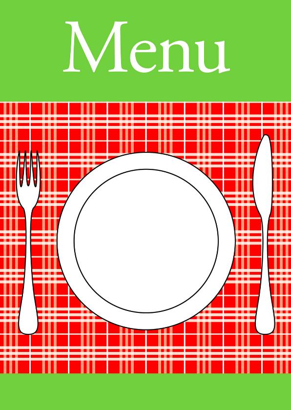 Menukaarten - Menu kaart bord met bestek: www.kaartje2go.nl/menukaarten/menu-kaart-bord-met-bestek