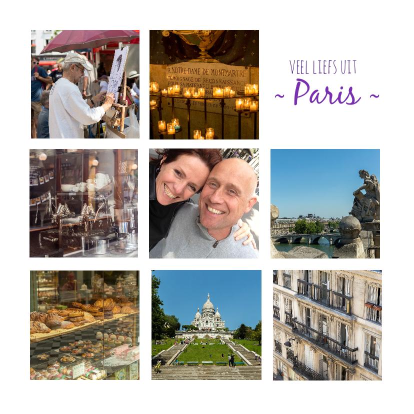 Ansichtkaarten - Ansichtkaarten, MM, Paris