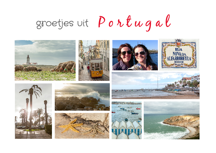 Ansichtkaarten - Ansichtkaarten, Portugal, MM