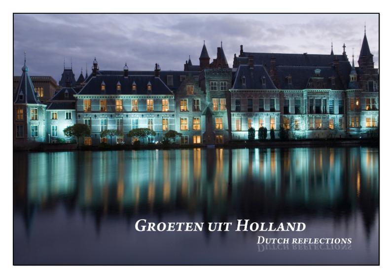 Ansichtkaarten - Dutch Reflections V