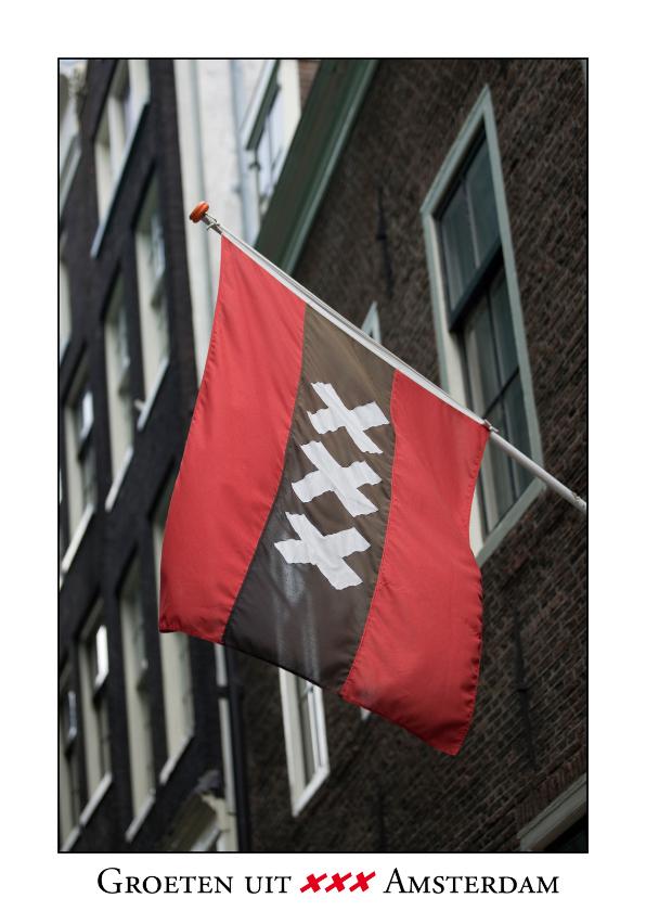 Ansichtkaarten - Groeten uit Amsterdam XX