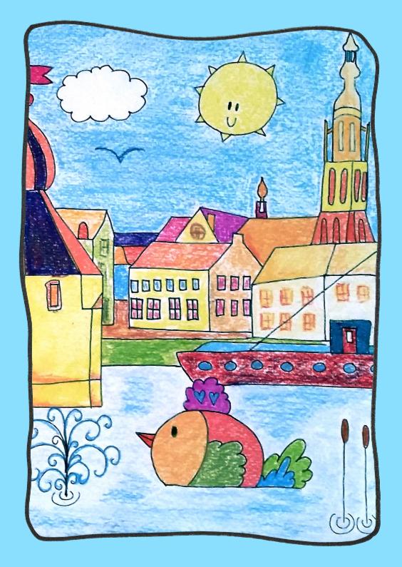 Ansichtkaarten - Groeten uit Breda