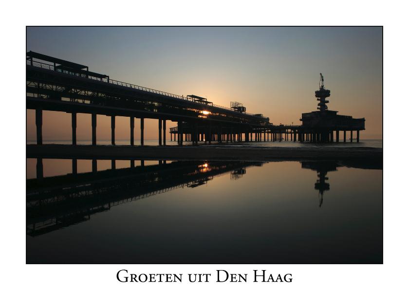 Ansichtkaarten - Groeten uit Den Haag IV