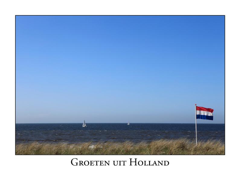 Ansichtkaarten - Groeten uit Holland I