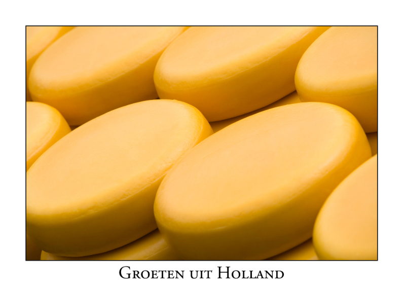 Ansichtkaarten - Groeten uit Holland III