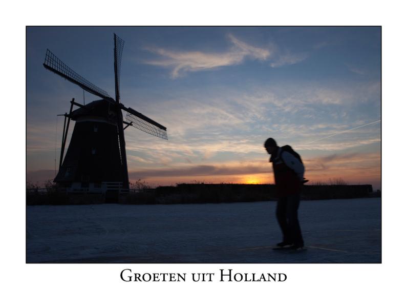 Ansichtkaarten - Groeten uit Holland XXVIII