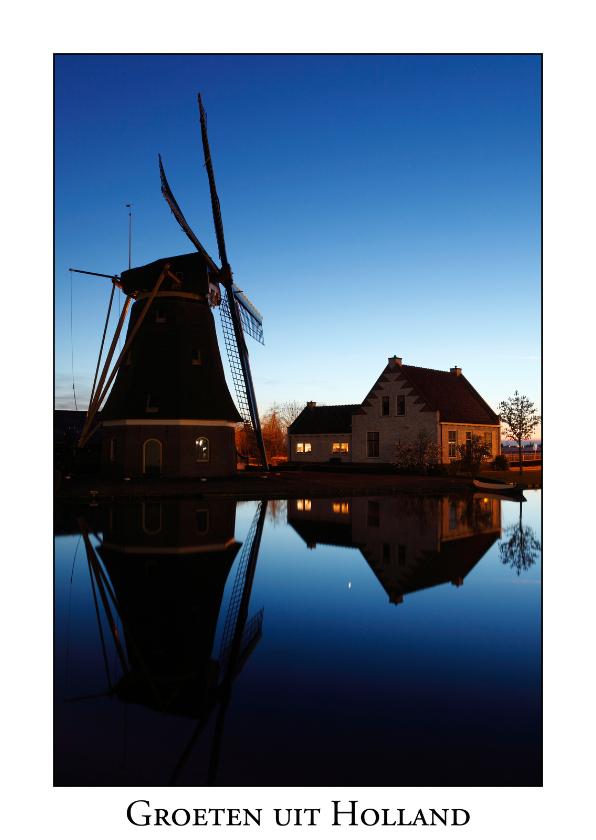 Ansichtkaarten - Groeten uit Holland XXXVIII