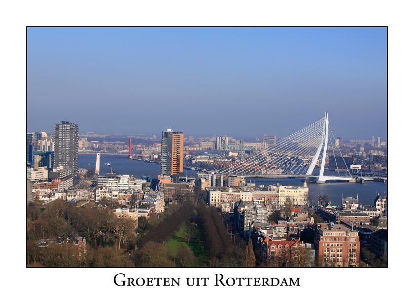Ansichtkaarten - Groeten uit Rotterdam II