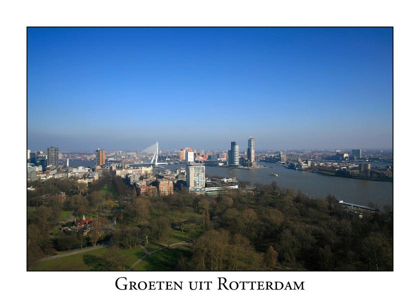 Ansichtkaarten - Groeten uit Rotterdam VI