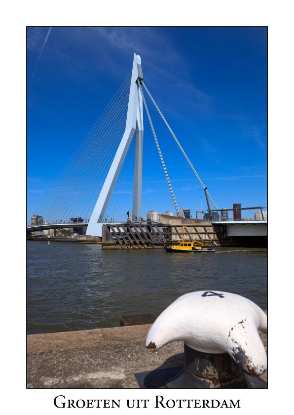 Ansichtkaarten - Groeten uit Rotterdam XIV