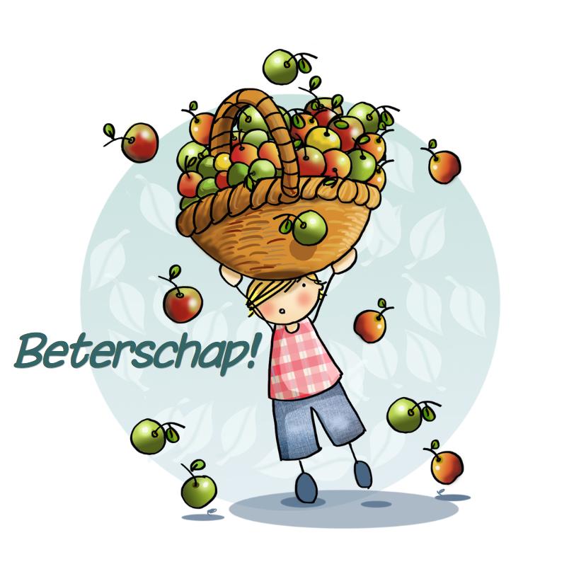 Beterschapskaarten - Beterschap Bergen Fruit