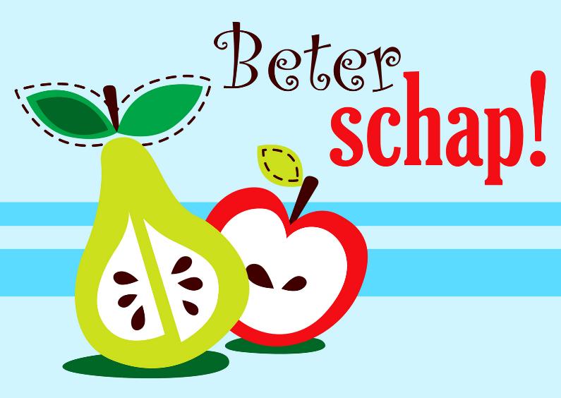 Beterschap fruit-LH 1