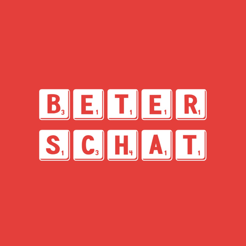 Beterschapskaarten - beterschapskaart beterschat - LB