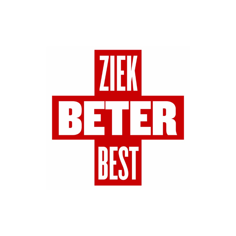 Beterschapskaarten - beterschapskaart rode kruis - LB