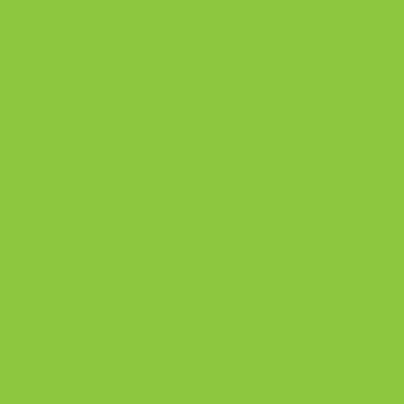 Blanco kaarten - kies je kleur groen vierkante kaart