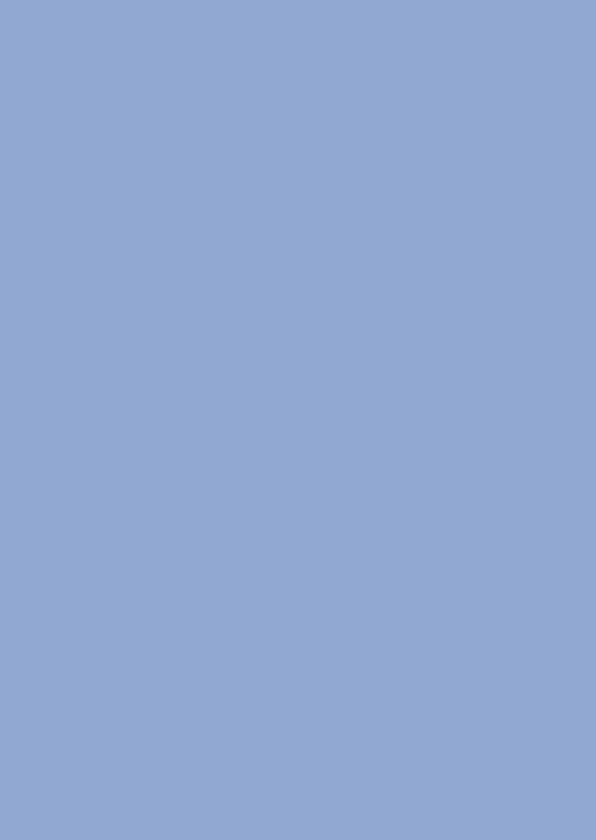 Blanco kaarten - Paars staand dubbel