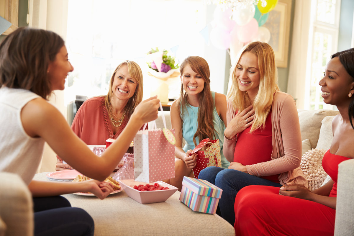 Babyshower organiseren