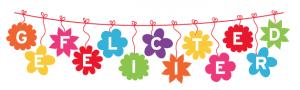 gefeliciteerd slingers Nieuwe figuren: slingers in de kaartmaker | Blog van Kaartje2go gefeliciteerd slingers