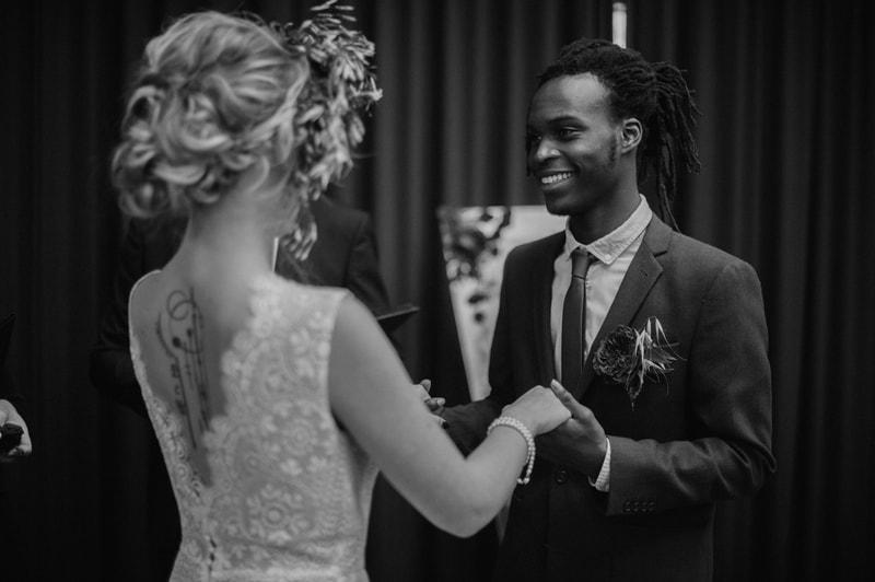 Jawoord bruiloft