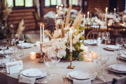 Bruiloft thema