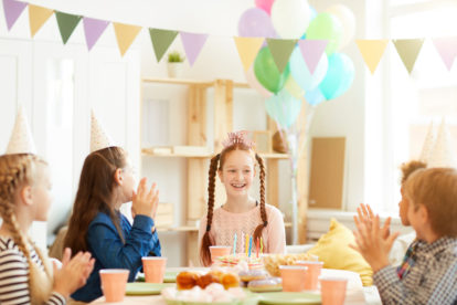 Kinderfeestje checklist