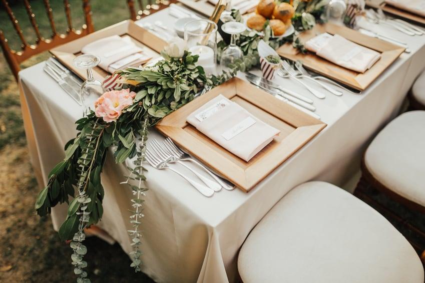 Duurzaam trouwen