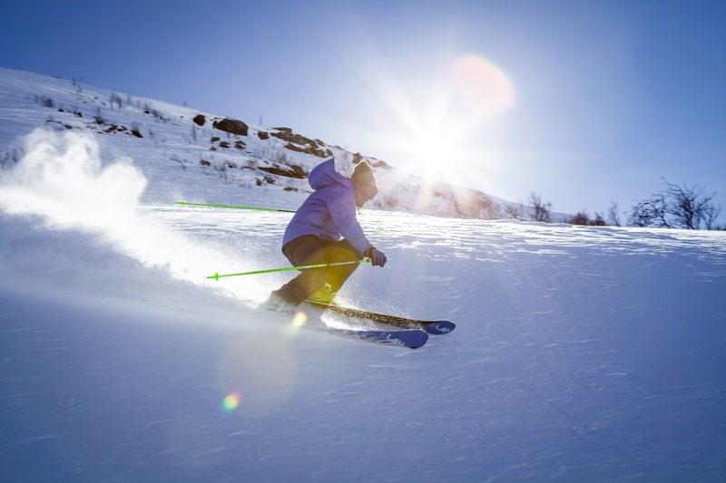 Fotografietips blauwe sneeuw
