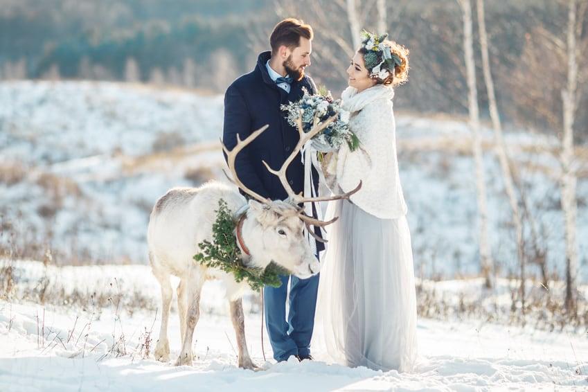 9 redenen om te trouwen in de winter
