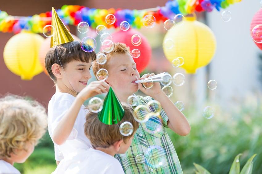 Kinderfeestje 7 jaar: de leukste tips en ideeën