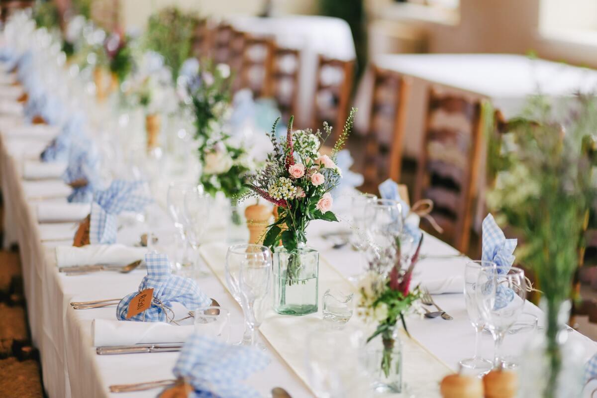 Gastenlijst bruiloft maken
