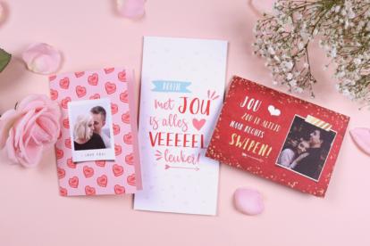 Originele valentijnskaarten