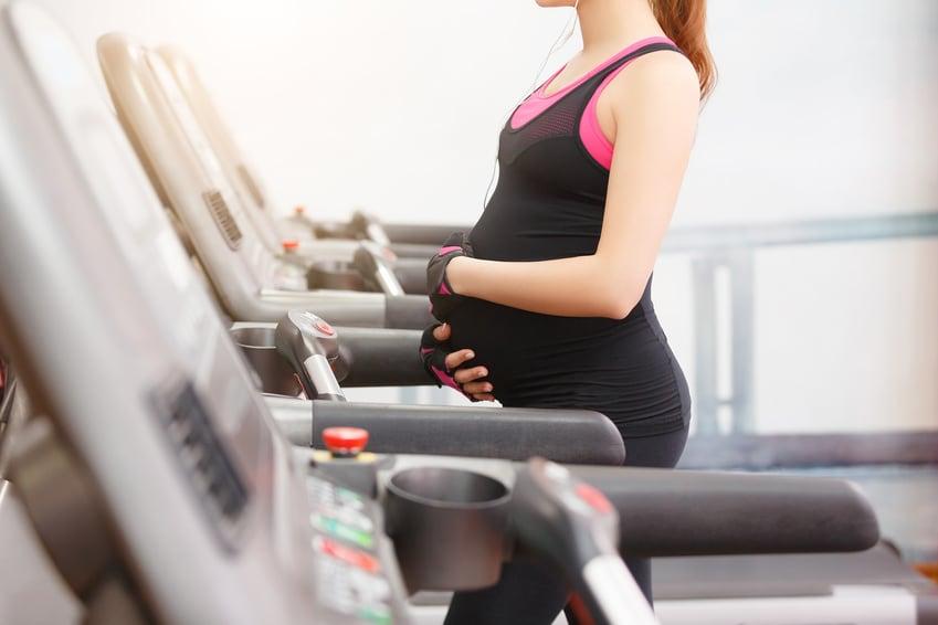 Hoe blijf je fit tijdens je zwangerschap?