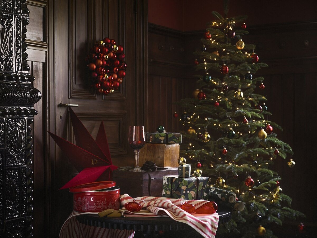 IKEA Vinter kerst collectie 2020