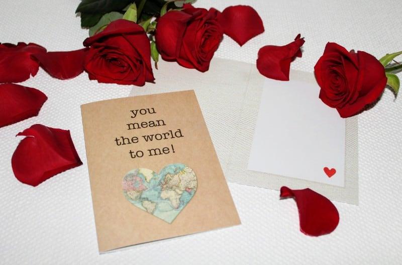Leuke valentijnskaarten voor je vriendin of moeder
