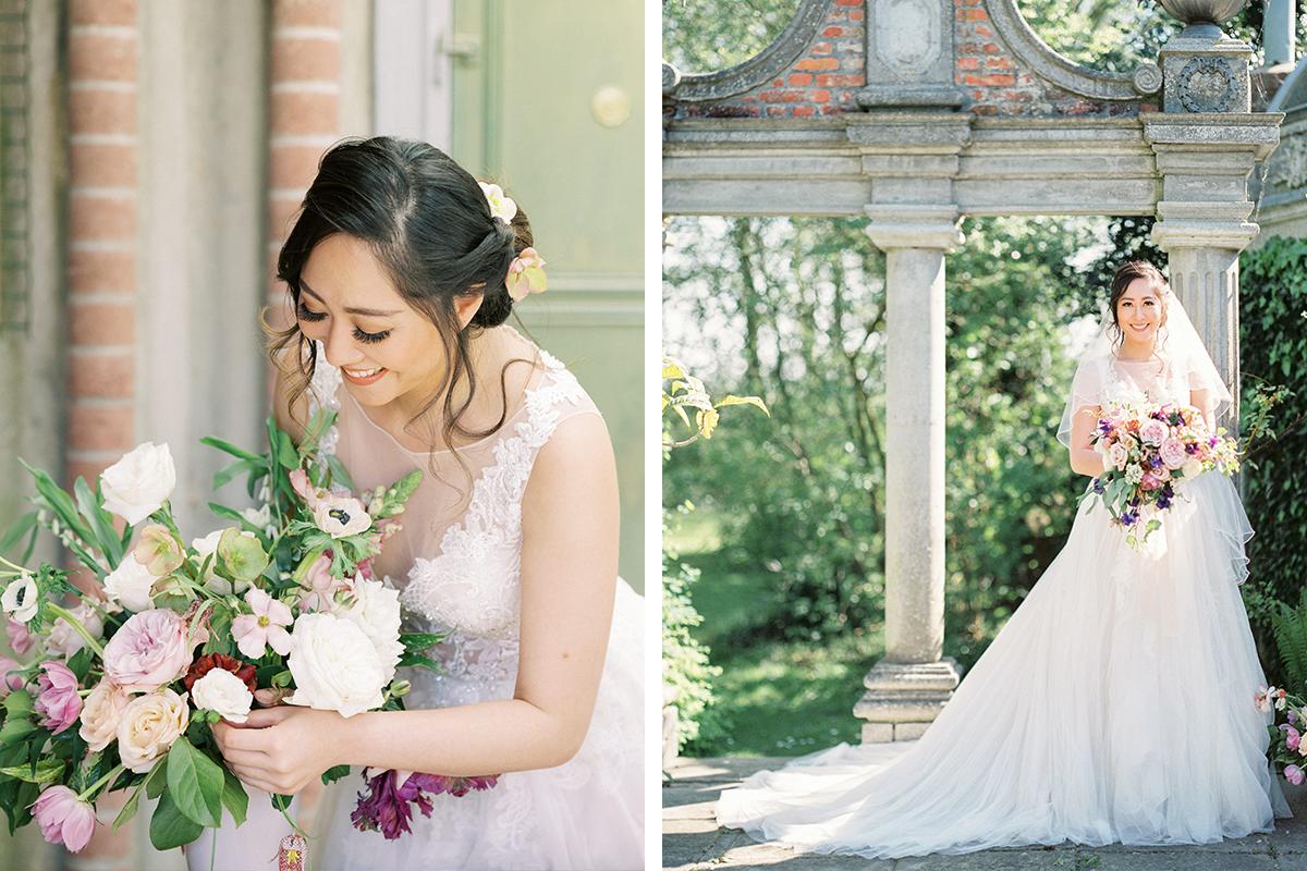 Bruiloft in Italiaanse stijl