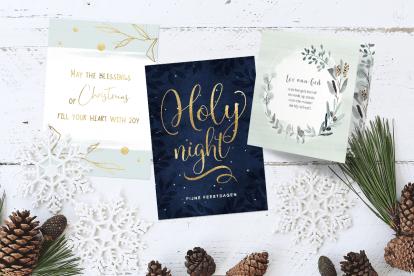 Kerst teksten uit de Bijbel