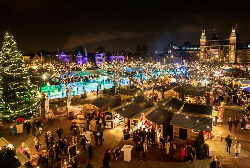 Top 10 kerstmarkten in de Benelux (2018)