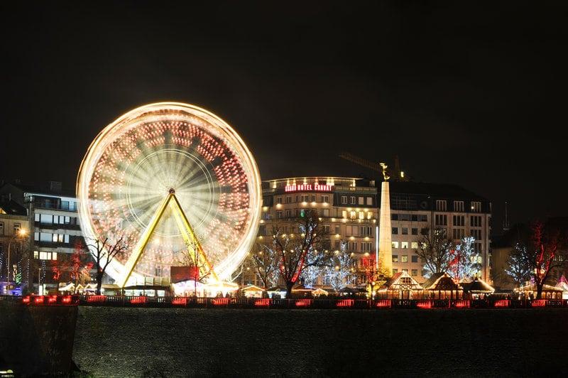 Kerstmarkt Luxemburg stad - David Laurent - Kerstmarkten 2018