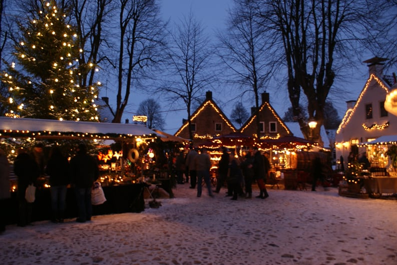 Kerstmarkt Vesting Bourtange