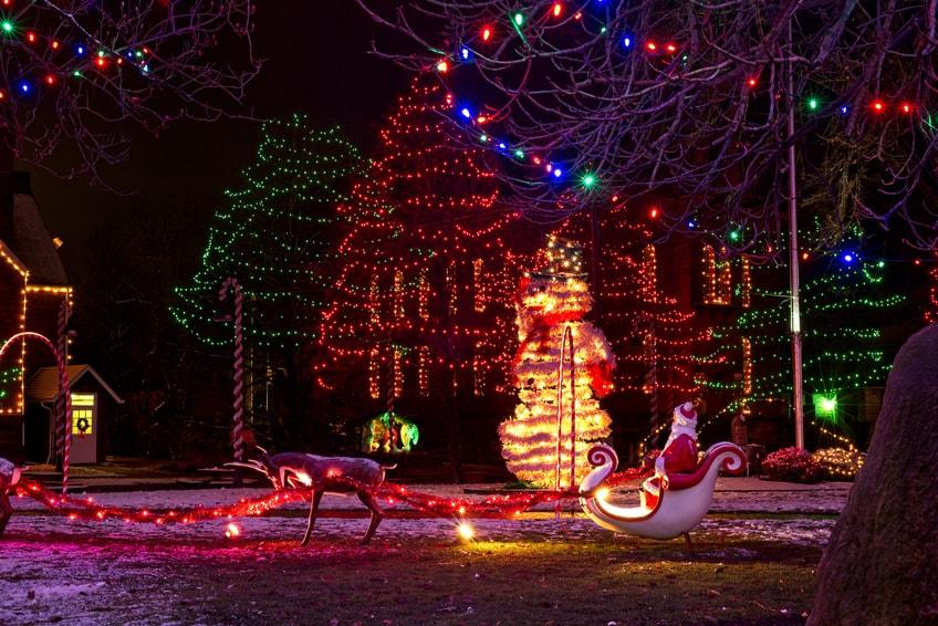 kersttradities wereldwijd