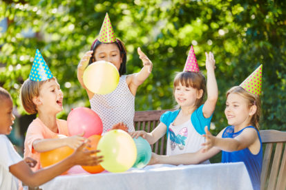 Kinderfeestje 6 jaar