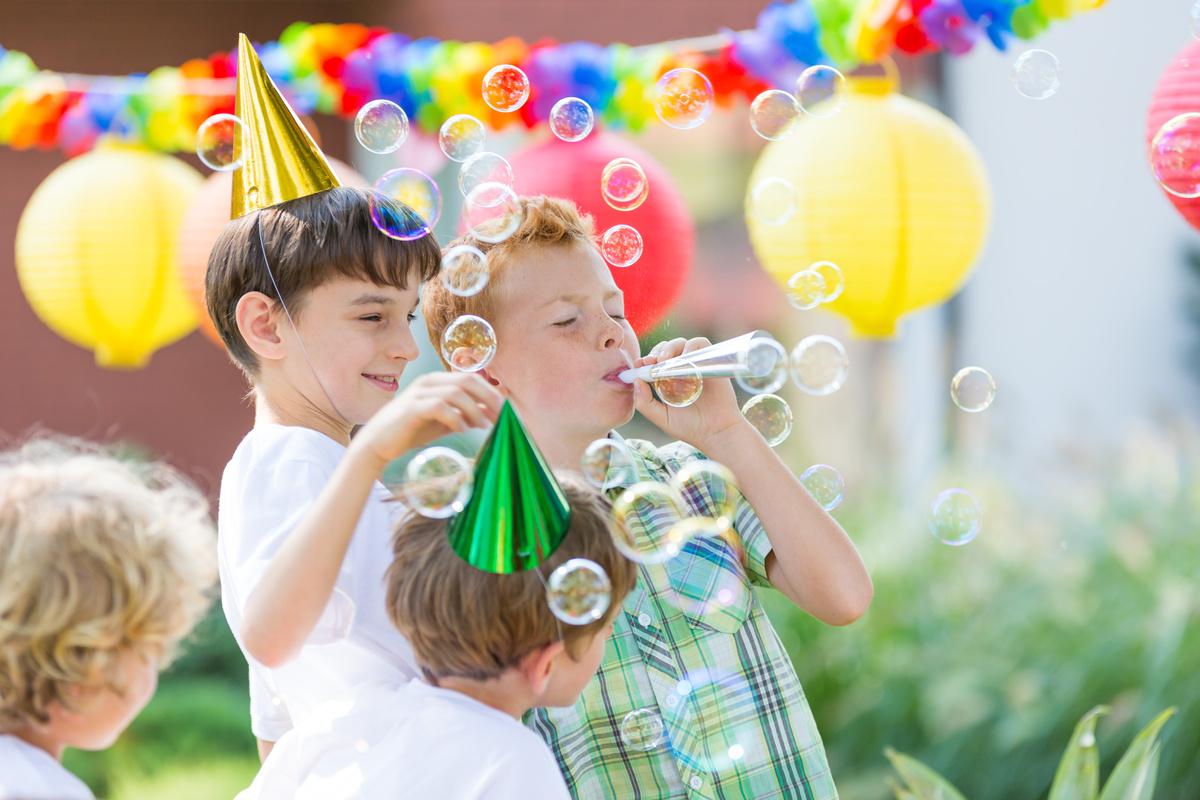 Kinderfeestje 7 jaar