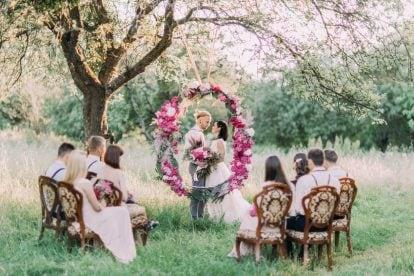 Kleine bruiloft