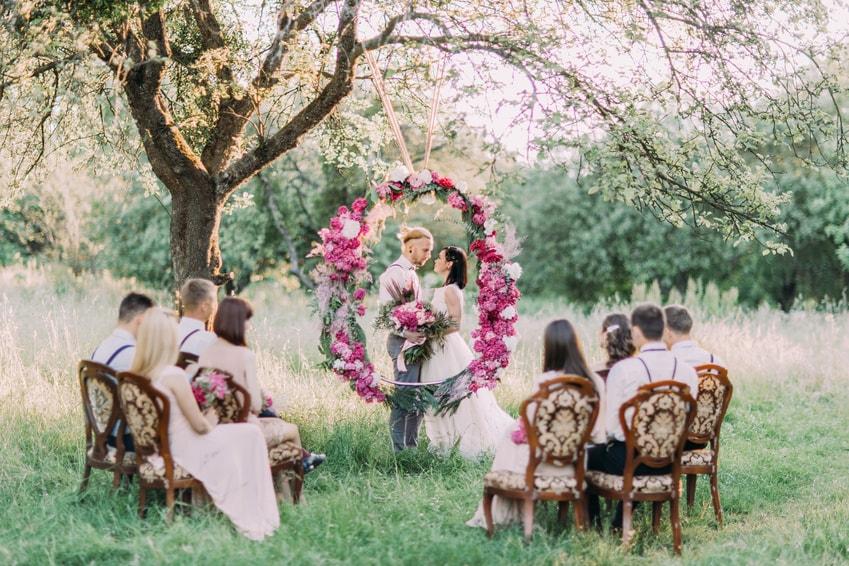 Voorkeur 11 voordelen van een kleine bruiloft - Blog van Kaartje2go @QF09