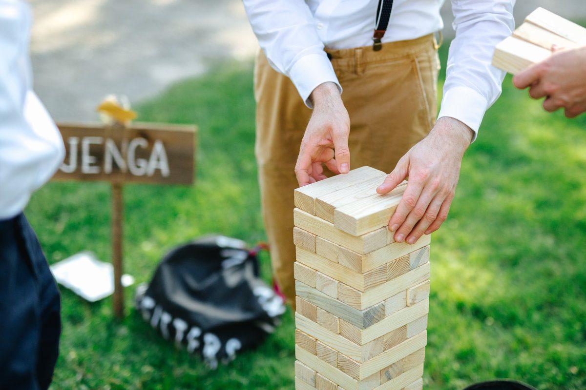 Leuke bruiloft spellen en activiteiten