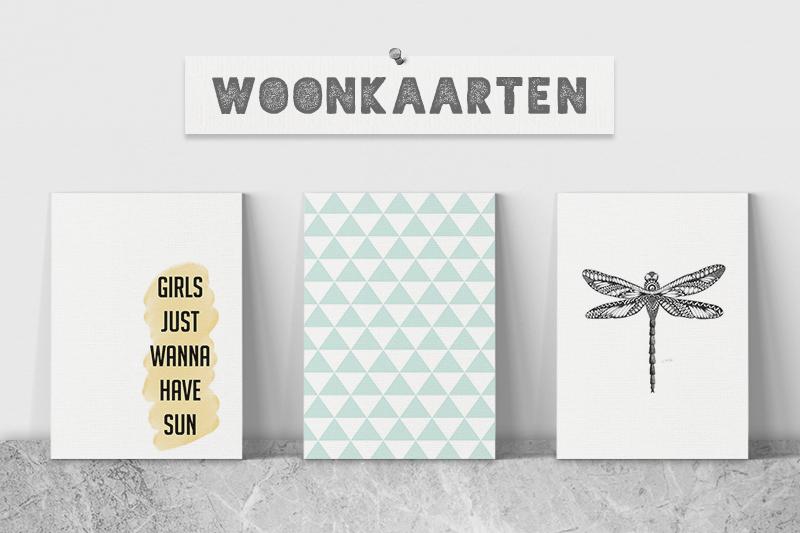Woonkaarten trends 2019