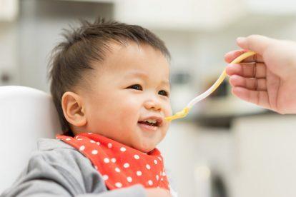 Mijlpalen in het eerste jaar van je baby