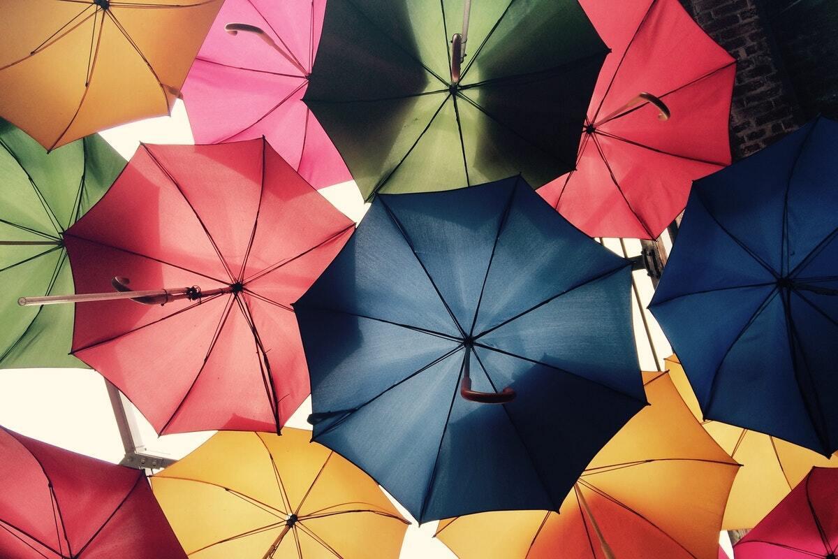 Regen op je tuinfeest