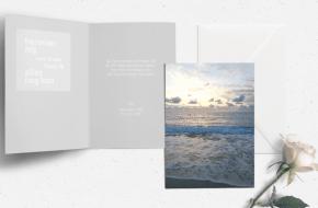 Rouwkaart schrijven: wat zet je op een rouwkaart?