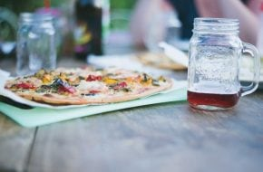 Verjaardag feest ideeën pizzaparty
